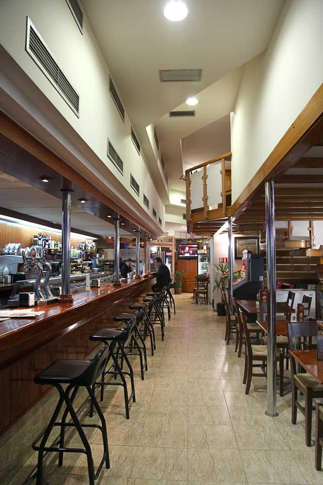 Cafetería Tebas en Centrofama - Murcia